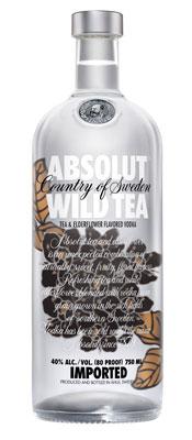 Absolute Vodka Wild Tea