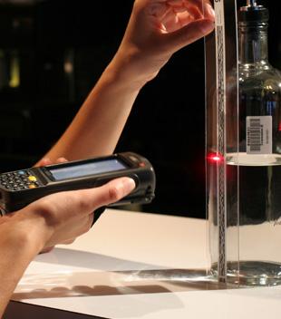 liquor module