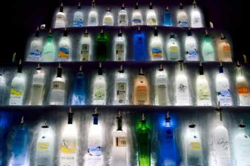 Liquor inventory control